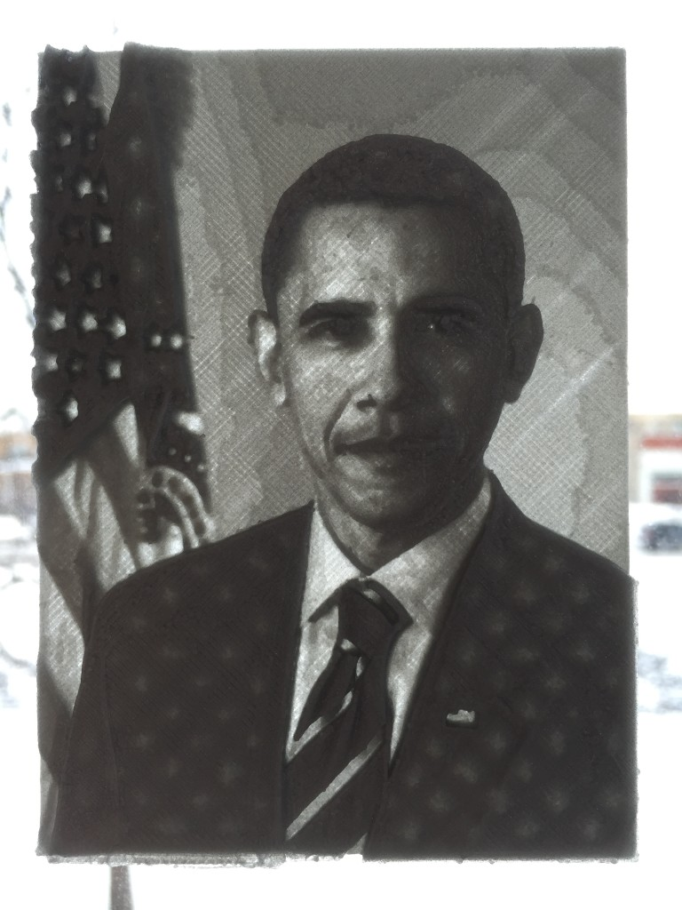 lithophaneobama